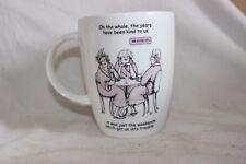 Mug Cup Tasse à café Free Range Weekends got us into trouble fine bone china