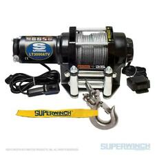 Superwinch LT3000 12V ATV Utility Winch 3000 LB Capacity With 50' Steel Rope
