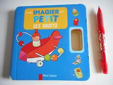 MON IMAGIER DE PETIT / LES JOUETS - PERE CASTOR