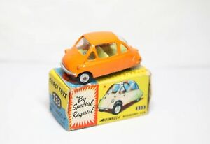 Corgi 223 Heinkel Economy Bubble Car In Its Original Box - Near Mint Vintage