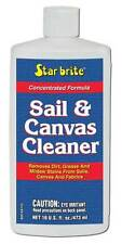 Starbrite Sail and Canvas Cleaner  Ideal canopy cleaner for boats 473ml Bottle.