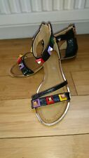 New ladies leather sandals size 6 Catherine H