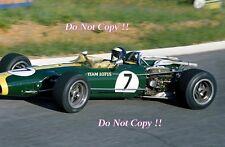 Jim Clark Lotus 43 South African Grand Prix 1967 Photograph 2