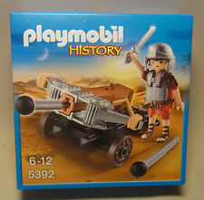 Playmobil History Römer mit Speerschleuder OVP 2015