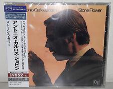 BLU-SPEC CD ANTONIO CARLOS JOBIM - STONE FLOWER - JAPAN - KICJ  2327 - NUOVO NEW