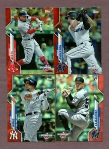 2020 Topps Opening Day Red Foil    YOU PICK      Complete Your Set