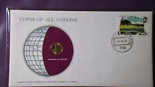 Coins of All Nations Lesotho 1 Sente 1979 UNCIRCULATED