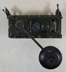 Clansman Army Military Radio Hand Generator PRC319 PRC320 PRC351 PRC352