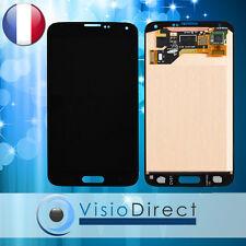 Ecran complet pour Samsung Galaxy S5 i9600 G900F noir vitre tactile + ecran LCD