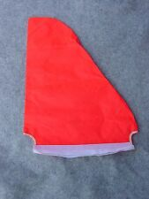 Vertical Stabilizer for Hang Glider Gliding Wills Wing complete or parts Br. Red