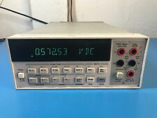 HP Agilent 34401A DMM Digital Multimeter 6.5 Digit Used Tested