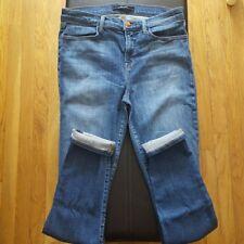 Women's J. Brand Maria High Rise Medium Wash Jeans Size 30