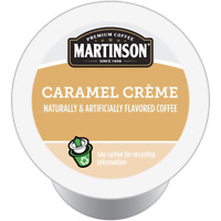 Martinson Coffee K CUPS for Keurig CARAMEL CREME  96 count case