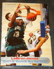 2003 1ST LEBRON JAMES CARD SPORTS ILLUSTRATED FOR KIDS ROOKIE NM/MINT