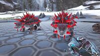 ARK SURVIVAL EVOLVED XBOX ONE PVE TOP STAT ANKY 827 Melee Mating Pair [CLONE]