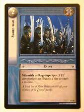 LOTR CCG - Sword Wall 4/84 Lord of the Rings