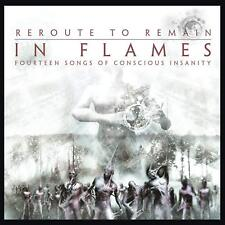 IN FLAMES - REROUTE TO REMAIN (RE-ISSUE 2014)   CD NEW+