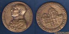 Médaille - Medecin Colonel Jean Bercher par Albout Val de Grace 1936