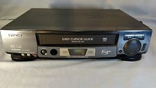 Hitachi Vt-Fx6404A Vhs Vcr - Tested And Works Great - Good Condition