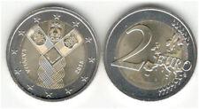 2 Euro Gedenkmünze 2018 Lettland, 100 Jahre Unabhängigkeit Baltische Staaten