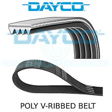 Dayco Poly V Belt - Auxiliary, Fan, Drive, Multi-Ribbed Belt - 4 Ribs - 4PK780