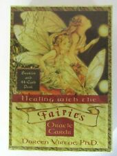Healing with the Fairies Oracle Cards - Doreen Virtue - Card Deck & Book Set