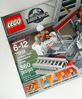 New LEGO 75932 Jurassic Park World Velociraptor Chase Jurassic World