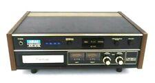 Vintage Akai 8 Track Stereo Tape Recorder Player Model Cr-81D 4 Program Selector