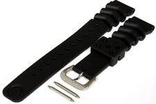 Divers Z20 strap for Seiko with genuine buckle & springbars