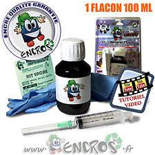 kit Encre Noir Recharge HP15/45 Recharge Jet d'encre