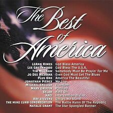 The Best of America by Various Artists (CD, Jun-2002, Curb)