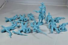 Toy Soldiers of San DIego TSSD Dismounted Cavalry w/Casualties Blue Set 17A
