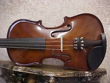 NEW 4/4 CAJUN BLUEGRASS VIOLIN-FIDDLE- CASE, BOW,ROSIN & SETUP INCLUDED