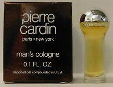 Vintage Pierre Cardin Pierre Cardin Man's Cologne 0.1 ounce-Jacqueline Cochran