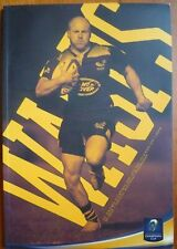 Rugby Union European Champions Cup programme - Wasps v Castres (Dec 2014)