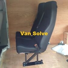 Van twin rear seat conversion, all makes, inc. delivery