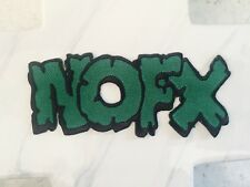 Effects FX Green Street Skate Wear Logo Fabric Embroidered Iron On Patches Patch