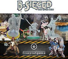 B-Paysandú Kickstarter exclusivo Héroes Set #3 (Eivor, Kirk, damiana)