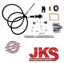 "Jks 4X4 Posi-Lok Positivo Eje Compromiso Para 0- 3"" Lift 87-95 Jeep Wrangler Yj"