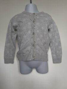 Baby girls george cardigan size 18-24 Months Vgc Ref Box A32