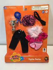 2004 Groovy Girls Equine Divine Groovy Extravaganza Outfit (NOS