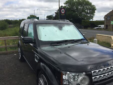 Thermal Window Blind Land Rover Discovery 3 & 4 Windscreen