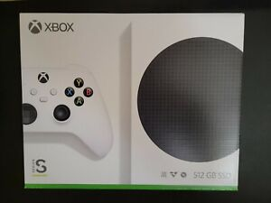 Microsoft Xbox Series S 512GB Video Game Console NEW, SHIPS FAST