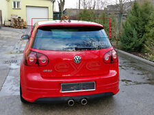 VW GOLF MK5 V R32 LOOK REAR ROOF SPOILER