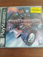 Sony Playstation Rollcage Video Game