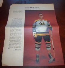 Tom Williams # 6 issue Weekend Magazine Photos 1963 -1964 Toronto Star  # 2