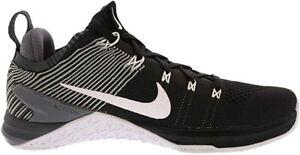 Nike Men's Metcon DSX Flyknit 2 Running Shoes, Black/White/Grey, 11 D(M) US