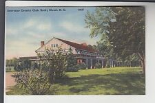 Benvenue Country Club  Rocky Mount  NC