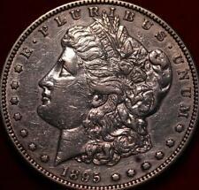 1895-S San Francisco Mint Silver Morgan Dollar