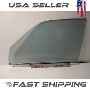 AQ210237 1984-1993 MERCEDES 190E LEFT FRONT LH DRIVER SIDE WINDOW GLASS OEM